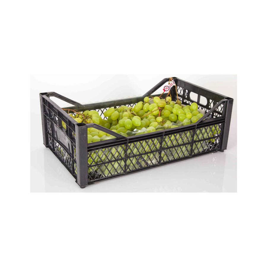 пластмасова щайга за бране и износ на десертно грозде