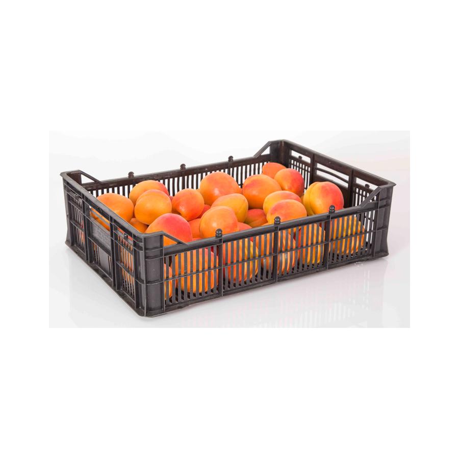 поекотен ластмасови касетки за износ на плодове