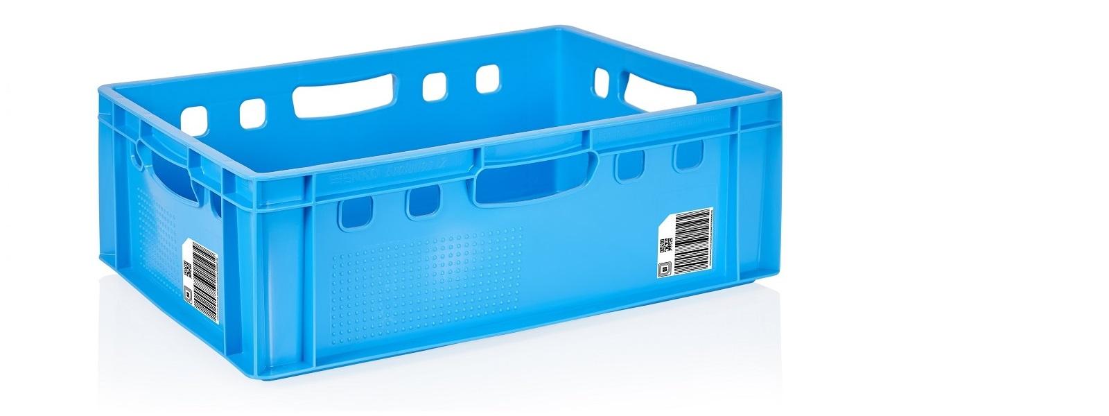 Caisse Plastique E2 EVOLUTION